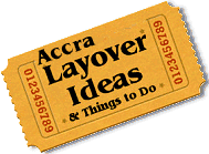 Stuff to do in Accra