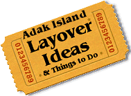 Stuff to do in Adak Island