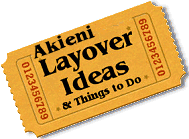 Stuff to do in Akieni