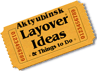 Stuff to do in Aktyubinsk