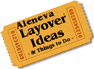 Stuff to do in Aleneva