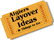 Stuff to do in Algiers