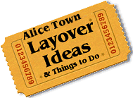 Stuff to do in Alice Town