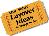 Stuff to do in Alor Setar