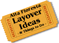 Stuff to do in Alta Floresta