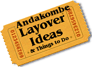Stuff to do in Andakombe