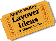 Stuff to do in Apple Valley