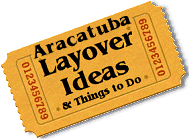 Stuff to do in Aracatuba