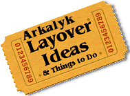 Stuff to do in Arkalyk