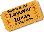 Stuff to do in Bagdad, Az