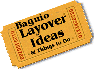 Stuff to do in Baguio