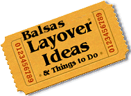 Stuff to do in Balsas