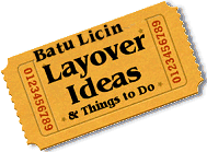 Stuff to do in Batu Licin
