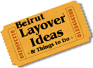 Stuff to do in Beirut
