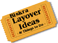 Stuff to do in Biskra