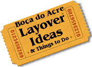 Stuff to do in Boca do Acre