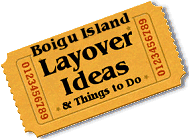 Stuff to do in Boigu Island