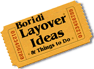 Stuff to do in Boridi