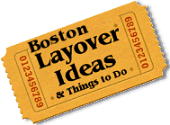 Stuff to do in Boston