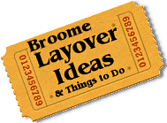 Stuff to do in Broome