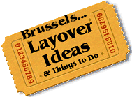 Stuff to do in Brussels (Bruxelles)