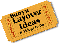 Stuff to do in Bunyu