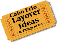 Stuff to do in Cabo Frio