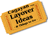 Stuff to do in Cagayan de Sulu