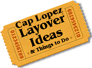 Stuff to do in Cap Lopez