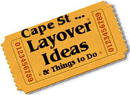 Stuff to do in Cape St Jacques