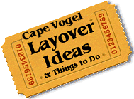 Stuff to do in Cape Vogel