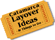 Stuff to do in Catamarca