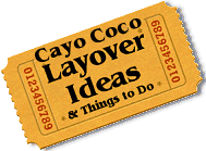 Stuff to do in Cayo Coco