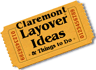 Stuff to do in Claremont