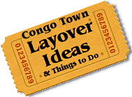 Stuff to do in Congo Town