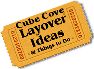 Stuff to do in Cube Cove