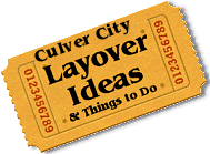Stuff to do in Culver City