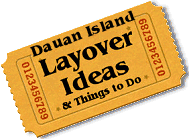 Stuff to do in Dauan Island
