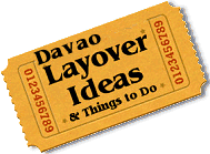 Stuff to do in Davao