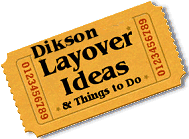 Stuff to do in Dikson