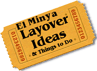 Stuff to do in El Minya