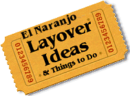 Stuff to do in El Naranjo