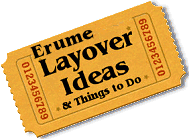 Stuff to do in Erume