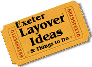 Stuff to do in Exeter