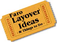 Stuff to do in Faro