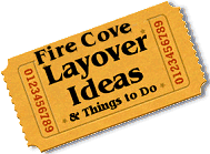 Stuff to do in Fire Cove