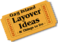 Stuff to do in Gag Island