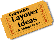 Stuff to do in Gasuke
