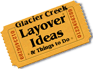 Stuff to do in Glacier Creek