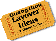 Stuff to do in Guangzhou